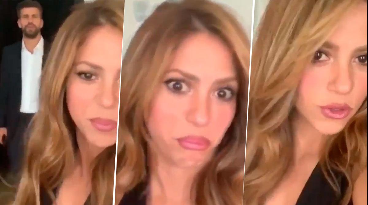 Shakira se arregló guapísima, Piqué le dijo cómo estaba y