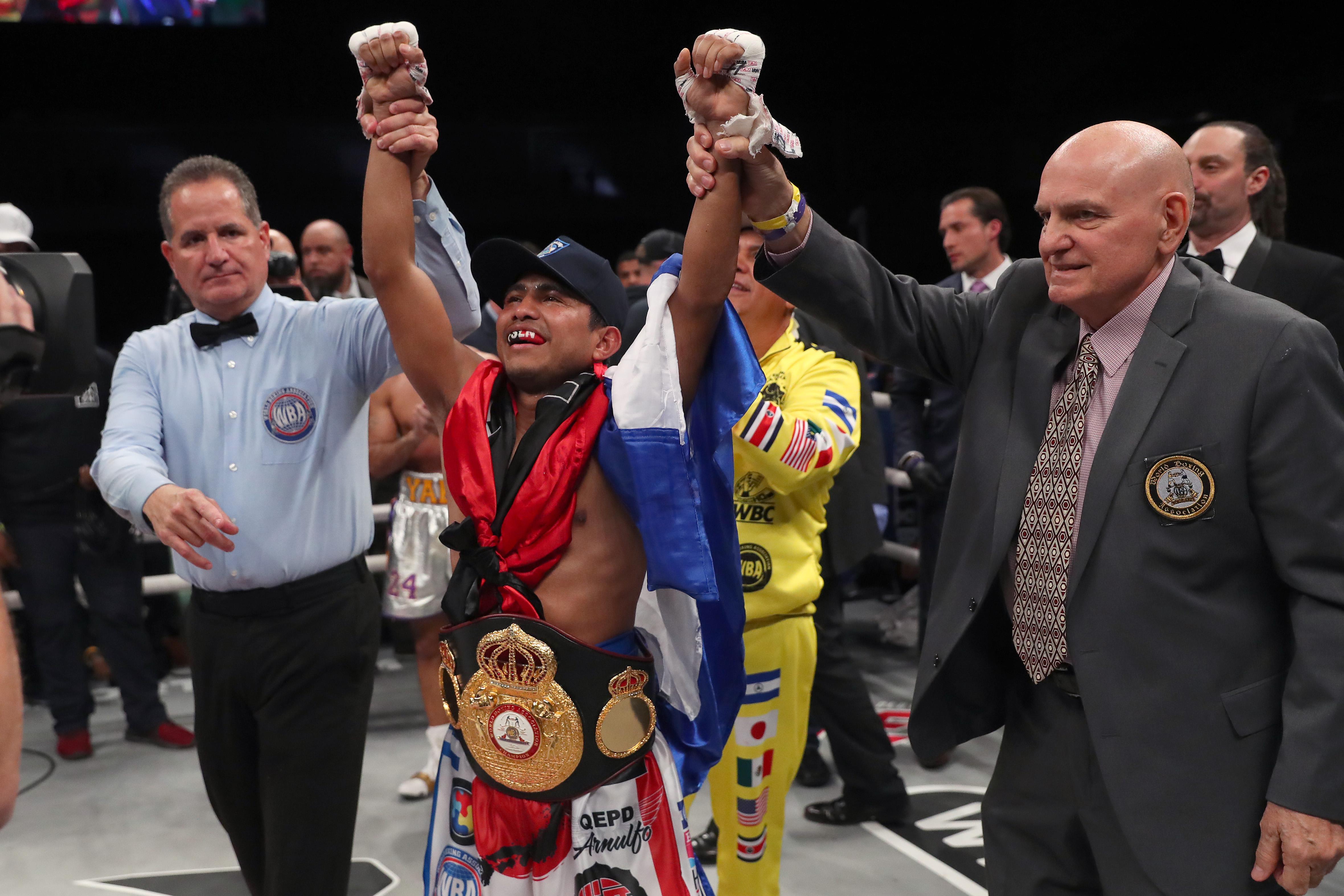 Román González campeón del mundo